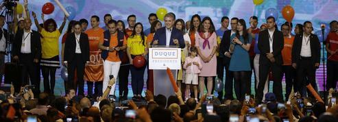 Présidentielle en Colombie : la droite dure largement en tête au premier tour