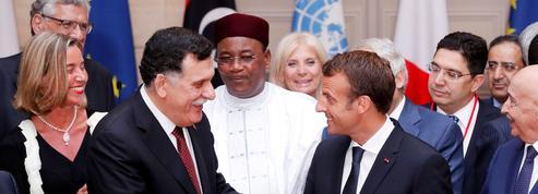 Accord à Paris sur des élections en Libye en décembre