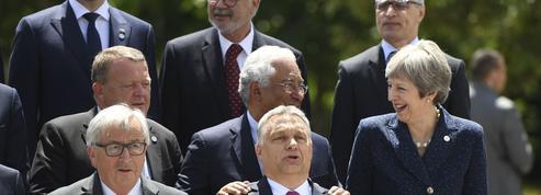 Jean-Claude Juncker met l'Europe centrale à la diète