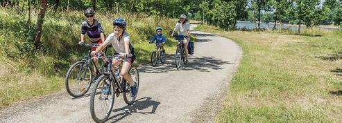 La France à vélo, destination préférée en Europe