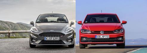 Fiesta ST vs Polo GTI : un duel de citadines survitaminées
