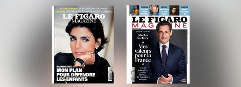 Le Figaro Magazine ,40 ans de confidences politiques