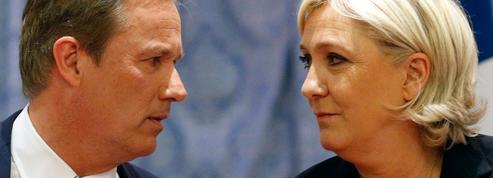 Européennes : Dupont-Aignan repousse la main tendue de Marine Le Pen
