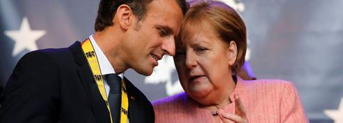 Jean-Pierre-Robin: «Macron a du mal à comprendre les principes de Merkel»