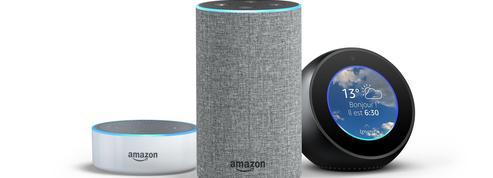 Amazon lance son enceinte intelligente Echo en France