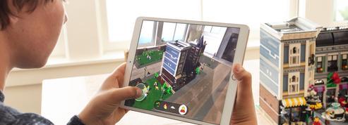 Jouer aux Lego ou au lance-pierre sur tablette: nous avons testé la réalité augmentée d'Apple