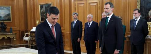 Espagne: Pedro Sanchez mise sur les femmes et l'Europe