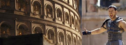 Gladiator de Ridley Scott projeté et joué exceptionnellement au Colisée ce mercredi soir