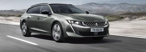 Peugeot 508 SW : l'élégance faite break