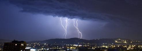 Orages : «Impossible de lier ces événements au réchauffement climatique»