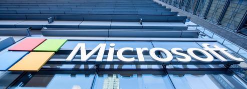 Microsoft : le smartphone, talon d'Achille du groupe