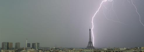 La France frappée par un nombre record d'orages