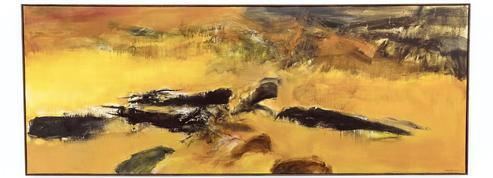 Zao Wou-ki, l'art de trois mondes