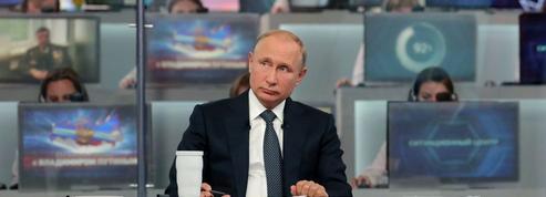 Vladimir Poutine entend laisser ses troupes en Syrie