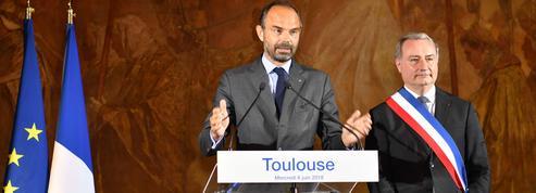 Haute-Garonne : la CGT coupe l'électricité pendant un discours de Philippe