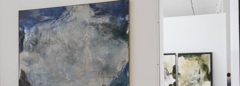 Zao Wou-Ki d'est en ouest au Musée d'art moderne de la Ville de Paris