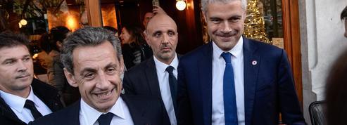 Pour Sarkozy, Wauquiez devrait être tête de liste LR aux européennes