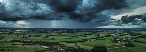 Records de pluie en France avant l'accalmie