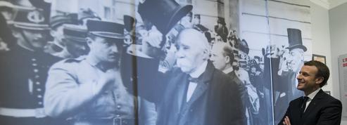 Macron en Vendée pour un hommage au «chef de guerre» Clemenceau