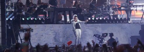Eminem crée la panique en plein concert avec des coups de feu
