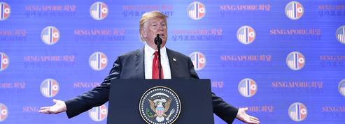 Du G7 au sommet de Singapour : «Donald Trump n'aime rien tant que d'être seul contre tous !»
