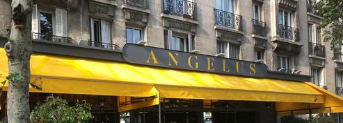 Angelus: miracle, une brasserie!