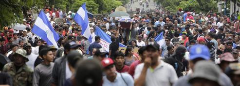 Grève générale au Nicaragua sur fond de répression meurtrière