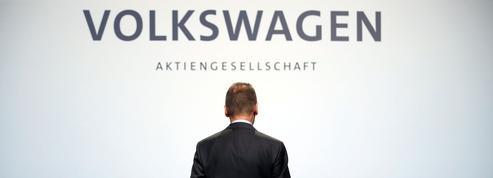 Volkswagen accepte de payer un milliard d'euros en Allemagne