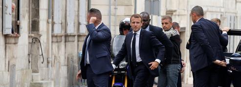 Macron défend la mémoire de Loti