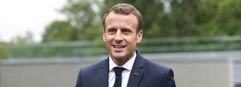 Pour Emmanuel Macron, «le pays profond n'est pas crispé»