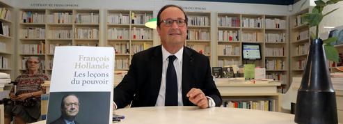 Grisé par le succès de son livre, Hollande se remet à y croire
