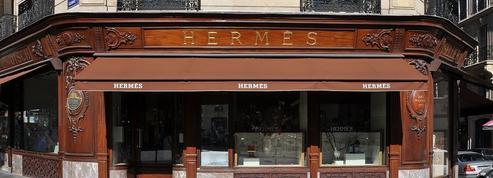 Avec Hermès, le luxe renforce sa domination au sein du CAC 40