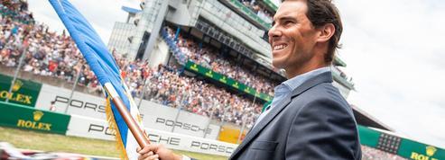 24 Heures du Mans : Rafael Nadal a lancé l'épreuve