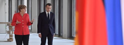 L'élan européen de Macron et Merkel percuté par la crise migratoire