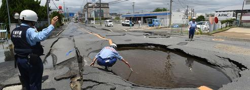 Trois morts dans un puissant séisme à Osaka, au Japon