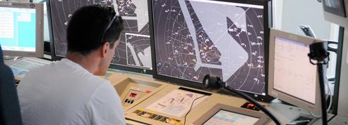 Le contrôle aérien français rigide et vétuste prend du retard
