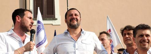 Italie: la charge de Salvini contre les Roms crée l'émoi et fait tanguer la coalition