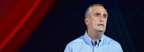 Le PDG d'Intel démissionne après une liaison amoureuse au sein de l'entreprise