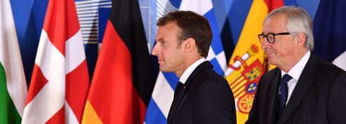 La France rame dans la galère de Bruxelles