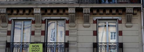 Agressions, détritus, squats: des riverains usés par une salle de shoot à Paris