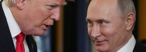 Trump et Poutine préparent leur sommet de cet été