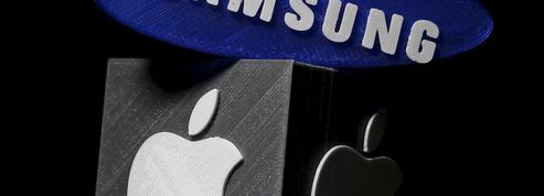 Apple et Samsung mettent fin à leur guerre des brevets