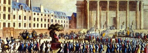 Panthéon: de 1791 à aujourd'hui, qui sont les «grands hommes» ?