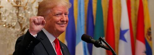 Les fronts ouverts par Donald Trump dans sa guerre commerciale