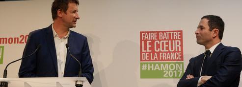 Européennes : Benoît Hamon et Europe Ecologie-Les Verts actent leur rupture