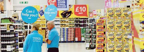 Carrefour s'allie à Tesco pour casser les prix