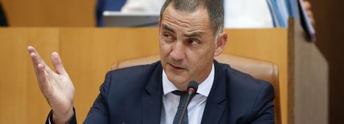 Corse: le double avertissement de Siméoni au gouvernement