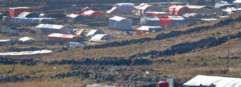 Israël s'inquiète de l'afflux de réfugiés syriens sur sa frontière du Golan