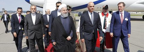Hassan Rohani en quête de soutien auprès des Européens