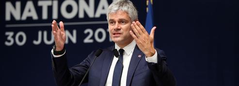 Pour les Français, Wauquiez n'est pas plus à droite que Macron